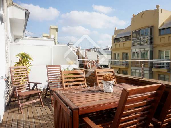 150m² Penthouse with 17m² terrace for sale in El Pla del Remei