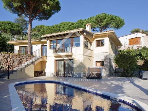 Exclusive Lloret de Mar villa to buy in Costa Brava