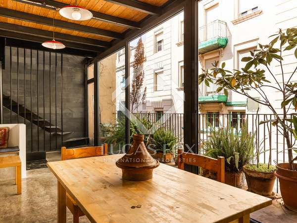 245 m² house with 35 m² terrace for sale in Barceloneta