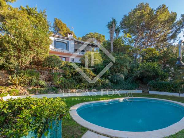 271m² House / Villa for sale in Llafranc / Calella / Tamariu