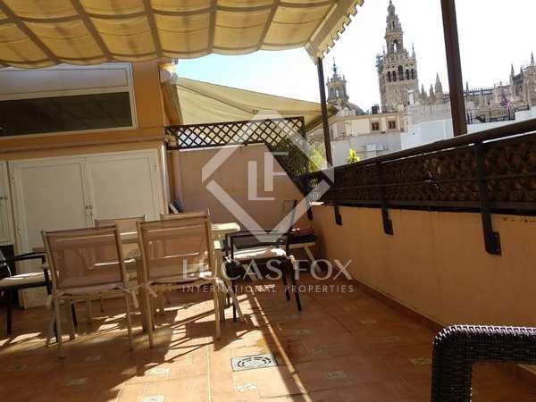 135m² Lägenhet med 30m² terrass till uthyrning i Sevilla