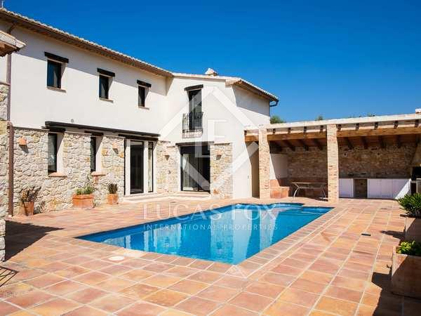 Casa / Villa de 435m² en venta en Moraira, Costa Blanca