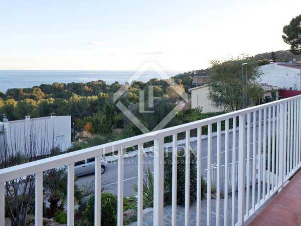 Exclusieve Blanes villa te koop aan de Costa Brava