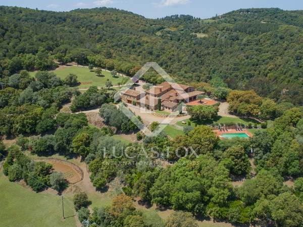 Baix Emporda luxury country house to buy near Girona