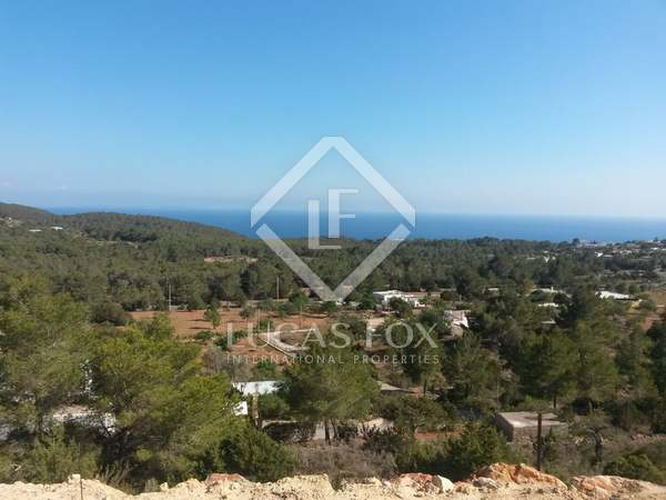 Modern villa for sale close to Es Cubells, Ibiza