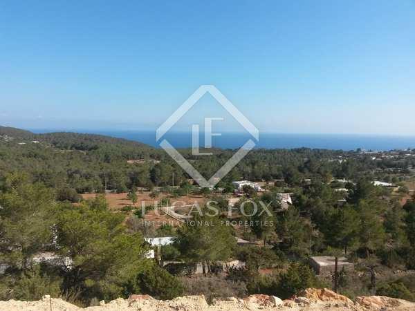 Villa moderna en venta cerca de Es Cubells, Ibiza