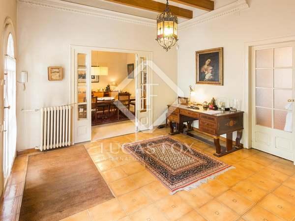 English-style home to renovate to buy near Plaza Bonanova