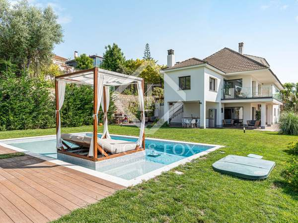 450m² House / Villa for sale in Sant Just, Barcelona