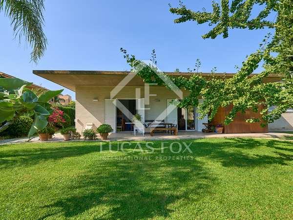 Huis / Villa van 267m² te koop met 88m² terras in Godella / Rocafort