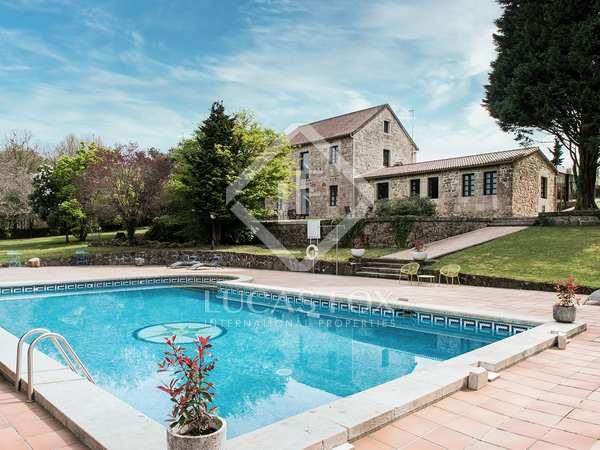 860m² House / Villa for sale in Pontevedra, Galicia