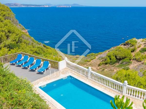 Casa / Vil·la de 350m² en venda a Sa Riera / Sa Tuna