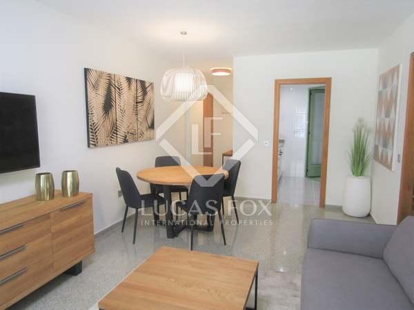 Piso de 88m² con terraza de 14m² en alquiler en la Patacona