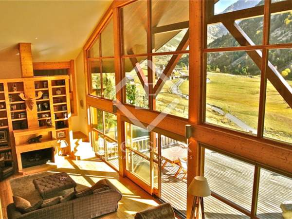 Luxury chalet for sale in the Incles Valley, Andorra
