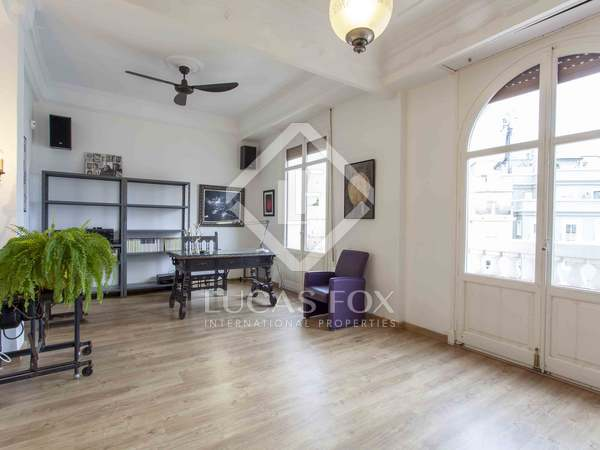 150 m² apartment for rent in Gran Vía, Valencia