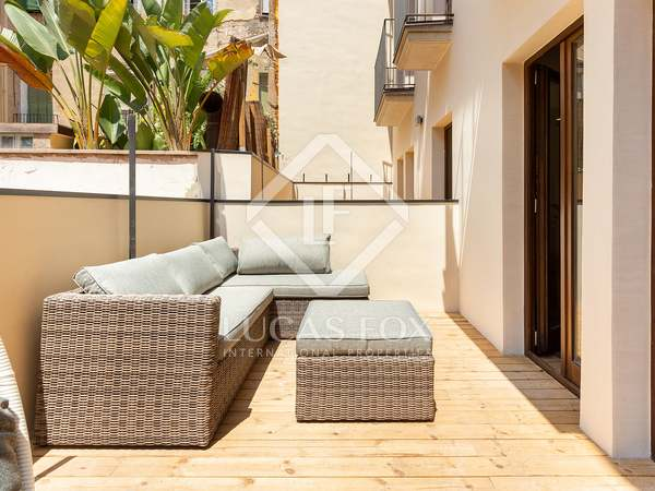 82m² Apartment with 10m² terrace for sale in El Born