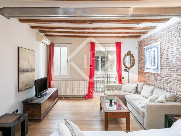 77m² Apartment for sale in El Born, Barcelona