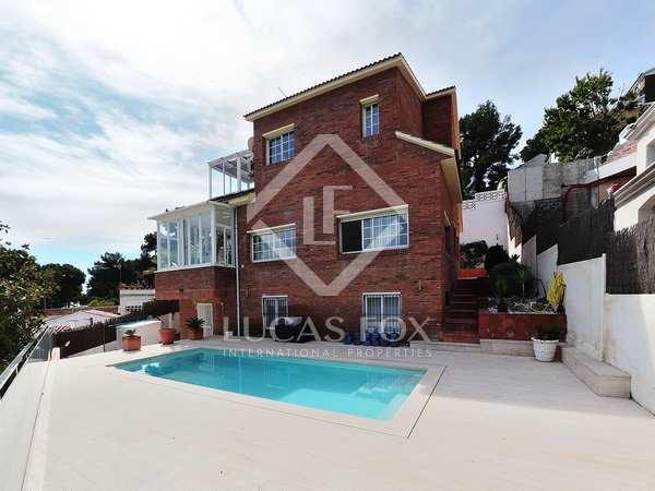 Дом / Вилла 370m² аренда в Кастельдефельс