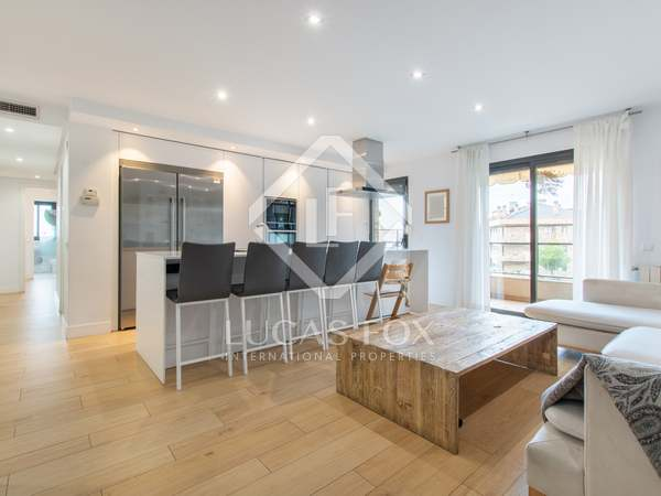 Appartement van 124m² te koop met 10m² terras in Pozuelo