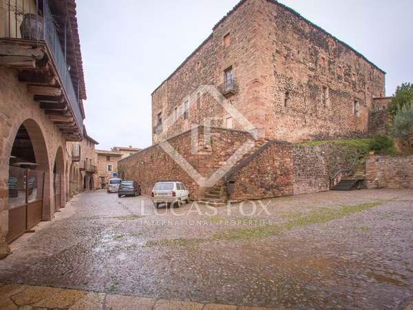 Castle for sale in La Garrotxa, Girona Province, Spain