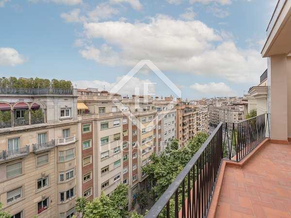 254m² Penthouse with 151m² terrace for sale in Sant Gervasi - La Bonanova