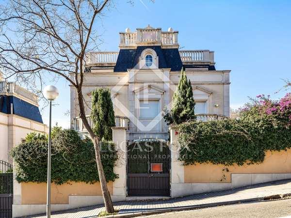 House with 418 m² garden for sale in La Bonanova