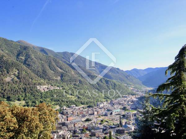 500 m² plot for sale in Escaldes, Andorra