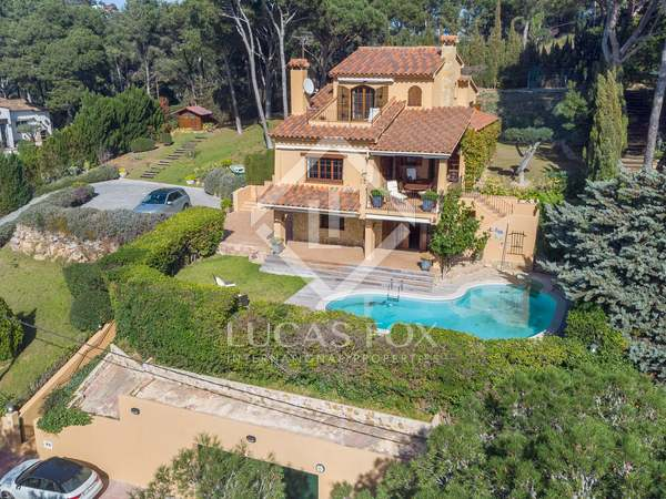 539m² House / Villa for sale in Llafranc / Calella / Tamariu
