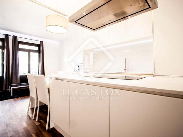 2-bedroom penthouse for sale in Valencia's Eixample district