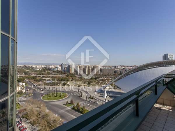 162 m² apartment for rent in Ciudad de las Ciencias