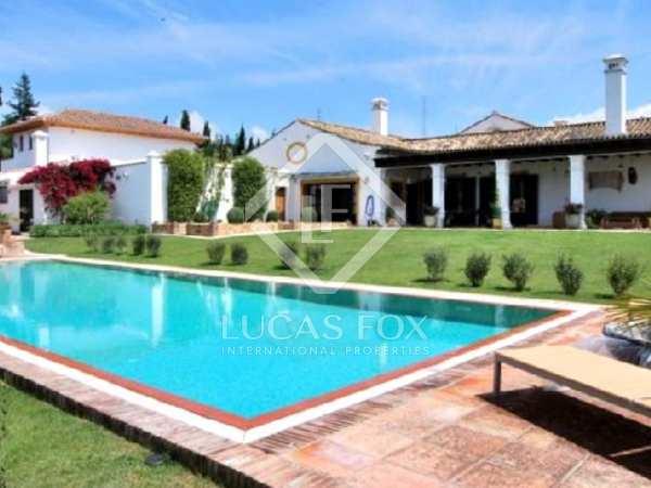 1,370m² Hästgård till salu i Cadiz / Jerez, Andalusien