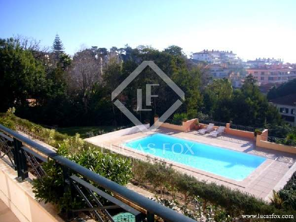 4-bedroom luxury apartment for sale in Cascais