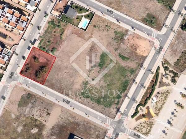 Parcela de 759m² en venta en Playa Sagunto, Valencia
