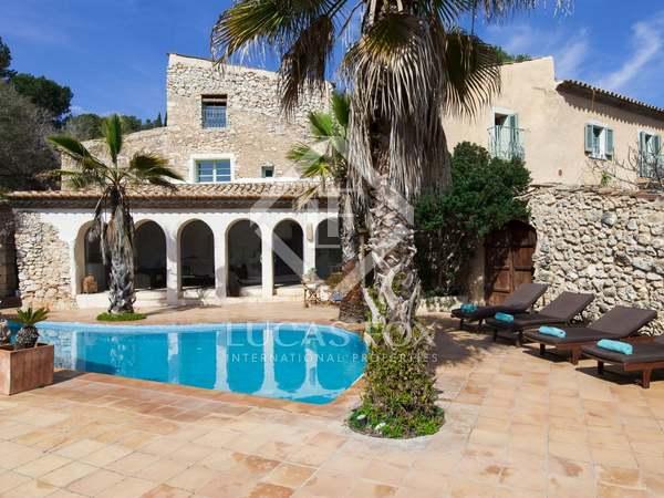 Propriété rurale à vendre à proximité de Sitges, près de Barcelone.