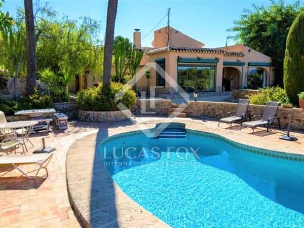 206m² House / Villa for sale in Jávea, Costa Blanca