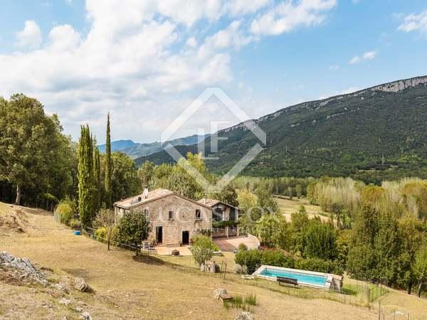 Casa rural de 7 dormitorios en venta en cerca de Girona