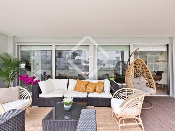 Appartement van 240m² te koop met 121m² Tuin in Sant Cugat