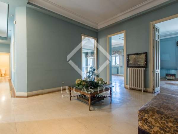 450 m² apartment for sale in Recoletos, Madrid