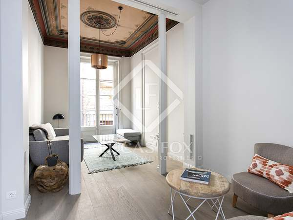 125m² Apartment for rent in Gótico, Barcelona