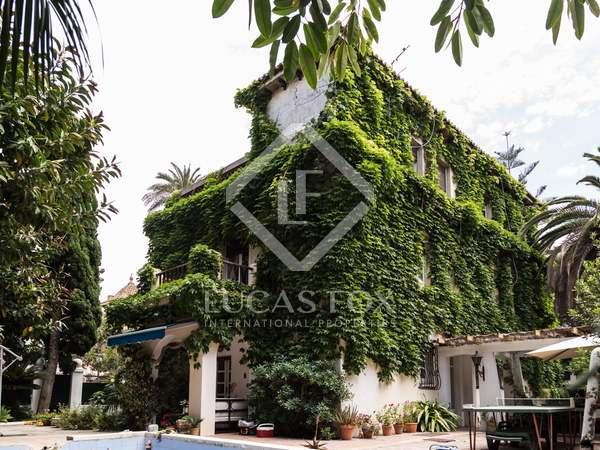 380m² Hus/Villa med 50m² Trädgård till salu i El Pla del Real