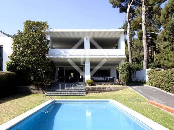 475m² Haus / Villa zum Verkauf in Pedralbes, Barcelona