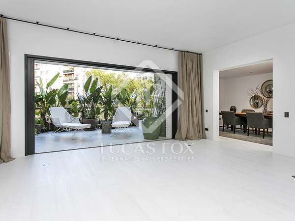 453m² Wohnung mit 22m² terrasse zum Verkauf in Turó Park