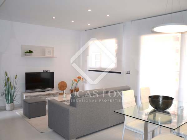 116m² Apartment with 19m² garden for sale in Playa San Juan