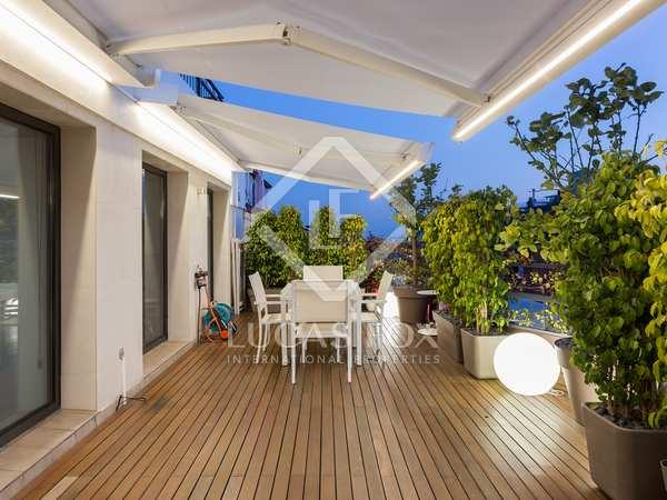 Àtic de 105m² en venda a Sant Gervasi - Galvany, Barcelona