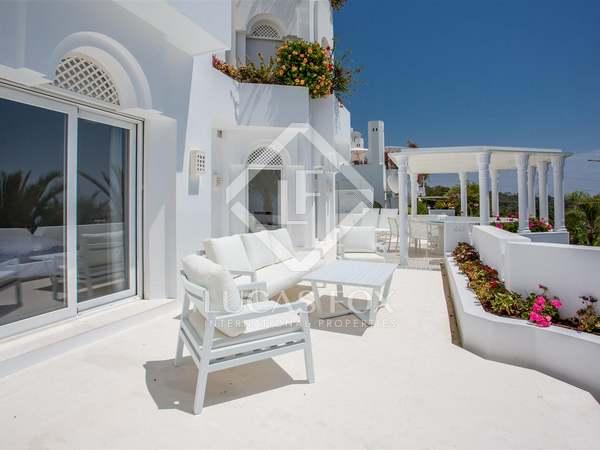 286m² Wohnung mit 104m² terrasse zum Verkauf in Sierra Blanca / Nagüeles