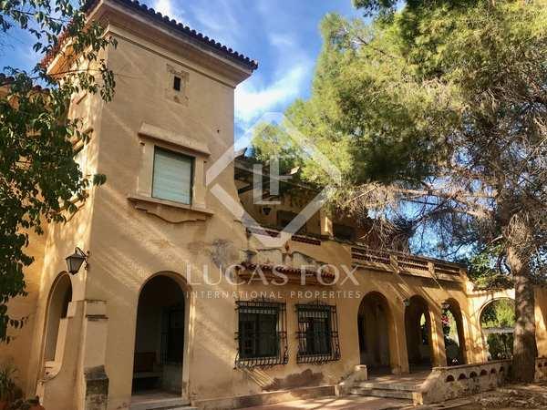 Maison / Villa de 300m² a vendre à Godella / Rocafort