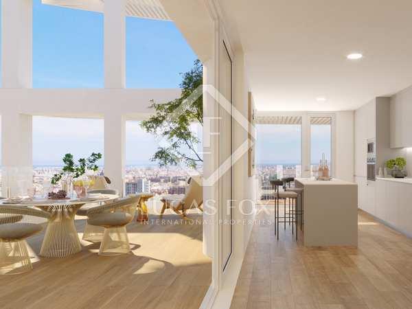 Penthouse van 463m² te koop met 159m² terras in Palacio de Congresos