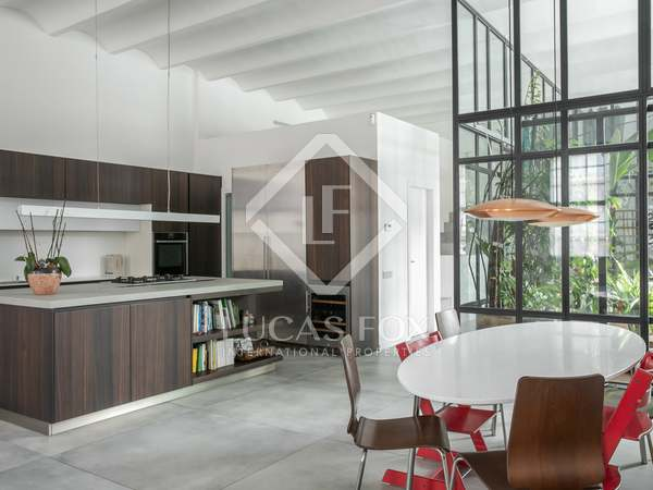 191m² Apartment for sale in Poblenou, Barcelona