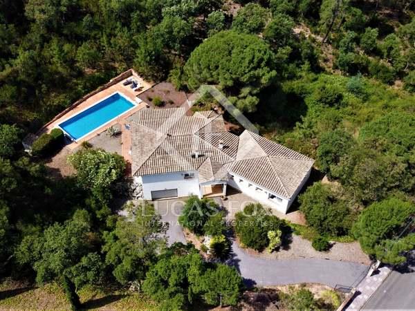 398m² House / Villa for sale in Santa Cristina, Costa Brava