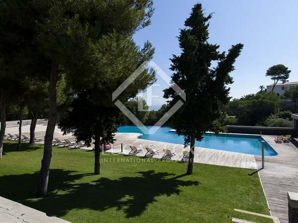 Apartamento dúplex en venta en el sur de Sitges