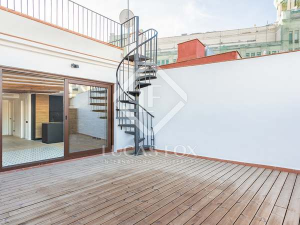 71m² Apartment with 66m² terrace for sale in El Born
